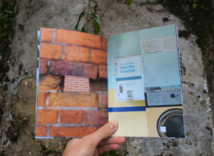 king's lynn junc photozine wall laundrette spread preview
