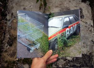 king's lynn junc photozine trolley car spread preview