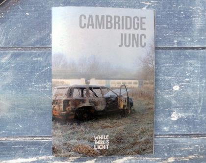 cambridge junc photozine cover