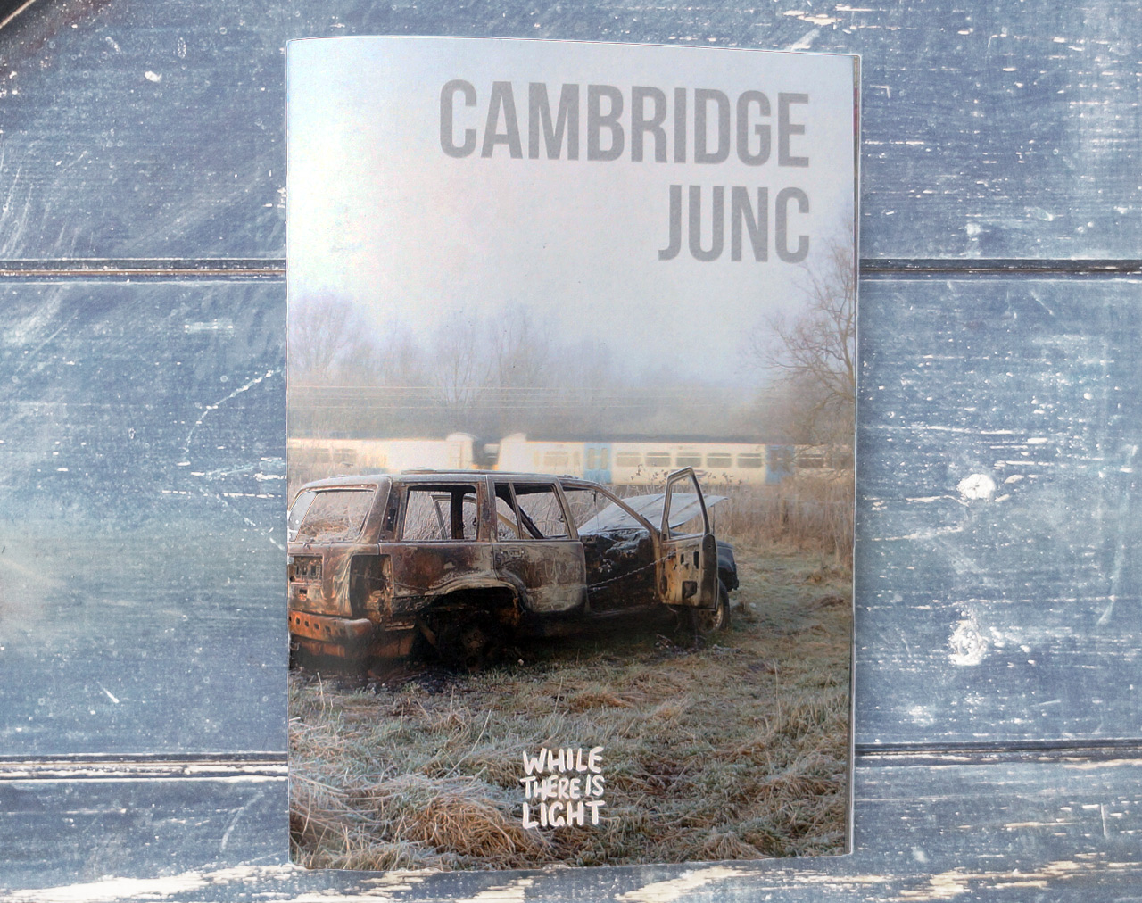 cambridge junc photozine cover
