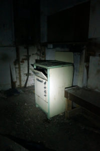 sommerfeld and thomas warehouse vintage oven