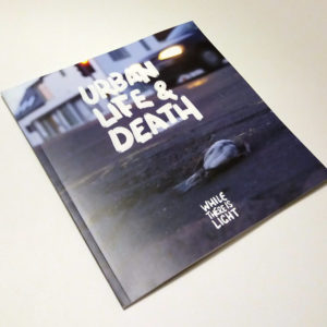 urban life & death photobook cover