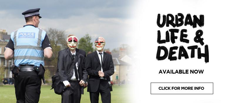 urban life & death photobook promo