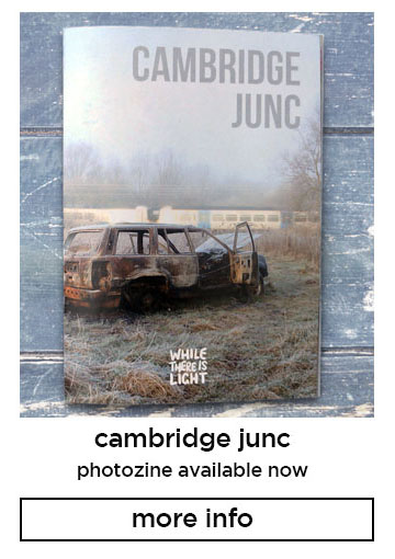 cambridge junc photozine