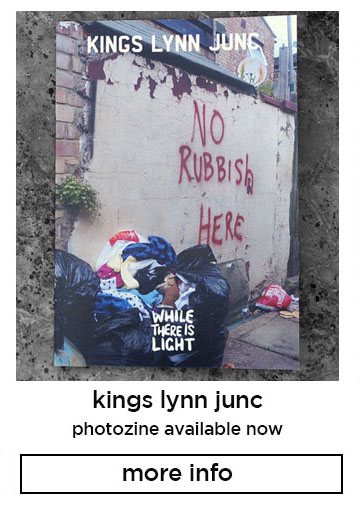 kings lynn junc photozine