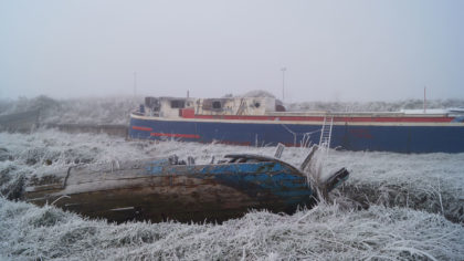 nar loop king's lynn boat wreck